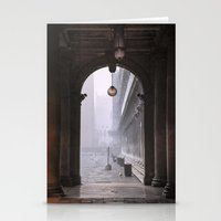 portal Stationery Cards featuring Portal by stephmel
