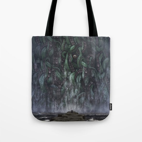 When the Stars are Right Tote Bag