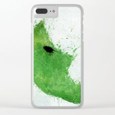 #011 Clear iPhone Case