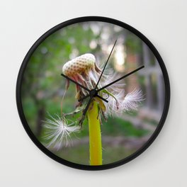 Made a wish! Wall Clock