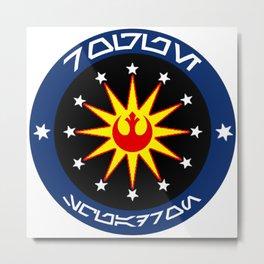 Rogue Squadron (Alliance) Metal Print