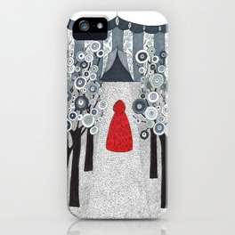Joining the Circus iPhone Case