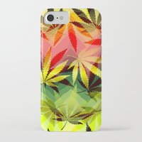 marijuana iPhone & iPod Cases featuring Marijuana by SpecialTees