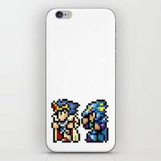 Final Fantasy II - Cecil and Kain iPhone & iPod Skin