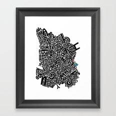 ABC Dream Framed Art Print
