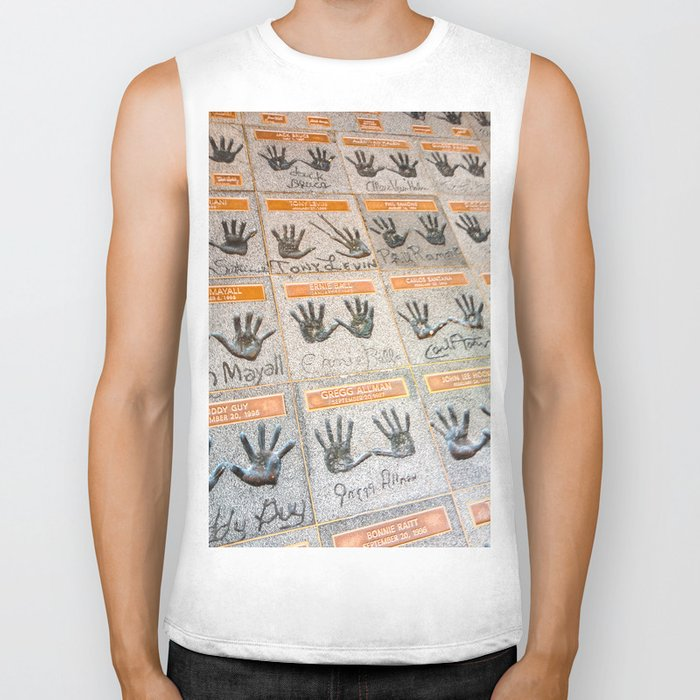 Hollywood hands Biker Tank