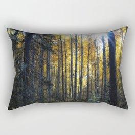 Shining Through Rectangular Pillow