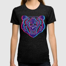 yo bear T-shirt