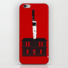 Halloween (Red Collection) iPhone & iPod Skin