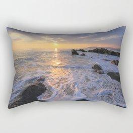 Clonakilty Bay, West Cork, Ireland Rectangular Pillow