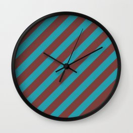 STR8 OCN Wall Clock