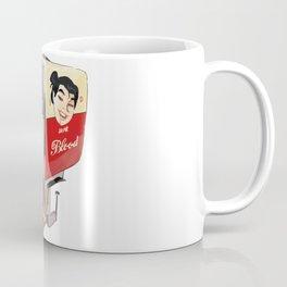 Vampire machine Coffee Mug
