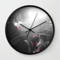 glee Wall Clocks featuring Graduation Glee (part 1) by Cassandra Evelyn