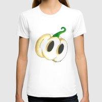 lantern T-shirts featuring Ghost Lantern by KristenOKeefeArt