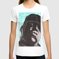 biggie smalls T-shirts featuring Biggie Smalls by Art By Ariel Cruz