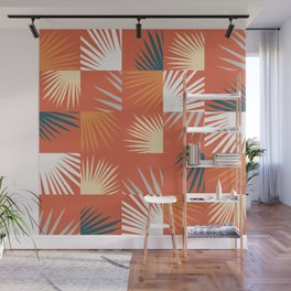 Desert Tropical 01 Wall Mural