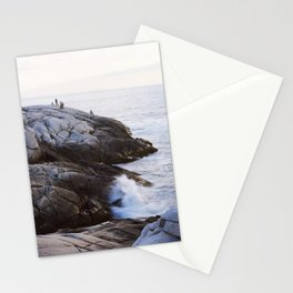 Wave Break, Peggy's Cove Stationery Cards