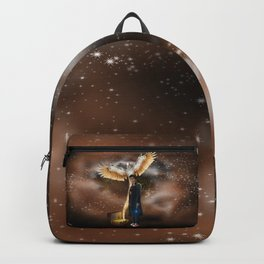 10th Doctor who with fantastic beast Backpack