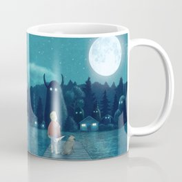 The Darkest Dark - Cover Coffee Mug