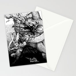 Shoryuken Stationery Cards