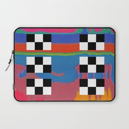 drag scan Laptop Sleeve