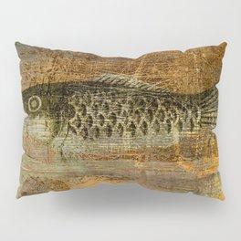 鯉 幟 (The Koinobori) Pillow Sham