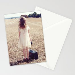 Far From Home Stationery Cards