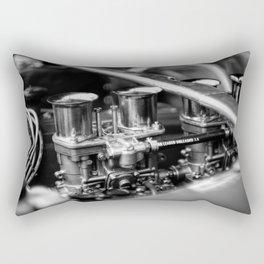 Vaporise Rectangular Pillow