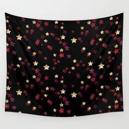 The night sky. Stars Wall Tapestry