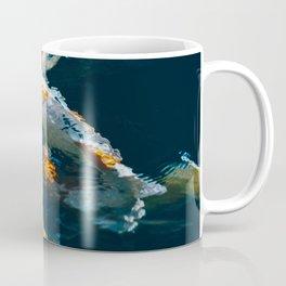 Koi Fish In Water Coffee Mug