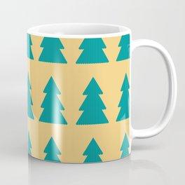 Pine Tree Coffee Mug