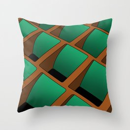 Ground Control Throw Pillow