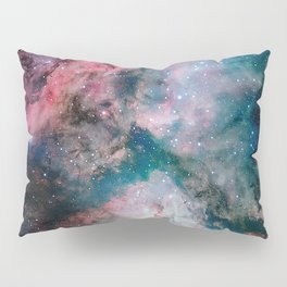Carina Nebula - The Spectacular Star-forming Pillow Sham