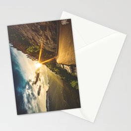 Road-to-the-Sun Stationery Cards