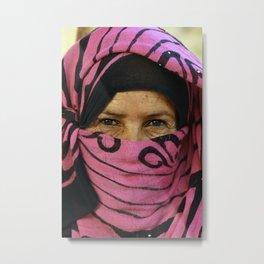 People of Egypt #4 Metal Print