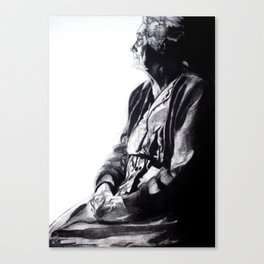 Unwanted Solitude Canvas Print