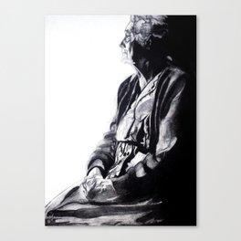 Unwanted Solitude Canvas Print