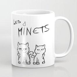 Les Minets Coffee Mug