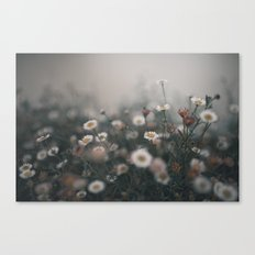 whispering chaos Canvas Print