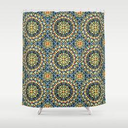Boho Chic Elizabethan Bijoux Shower Curtain