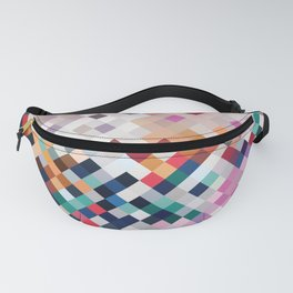 Abstract Mosaic Fanny Pack