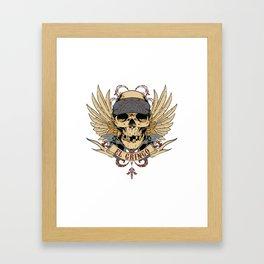 El Gringo Framed Art Print