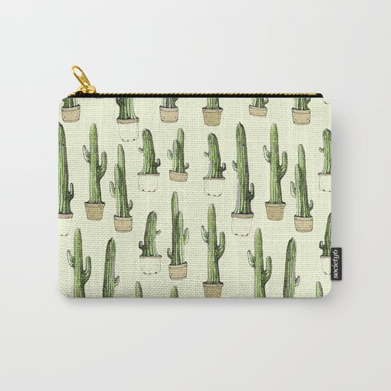 cactus pen! Carry-All Pouch
