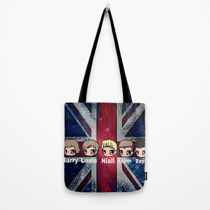 1D-3 Tote Bag