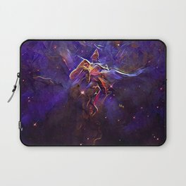 ALTERED Hubble 20th Anniversary Laptop Sleeve