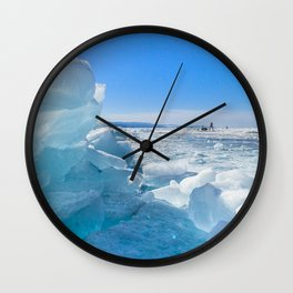 Incredible Baikal Wall Clock