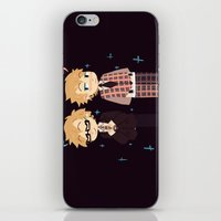 dmmd iPhone & iPod Skins featuring DMMD- weerus and toreep by Mimiblargh