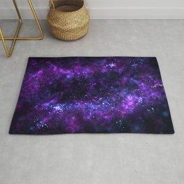 Cosmos - Purple Rug