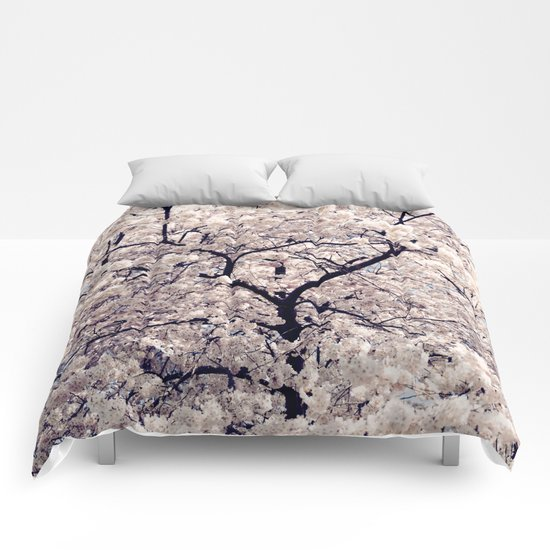 Cherry Blossom * Comforters