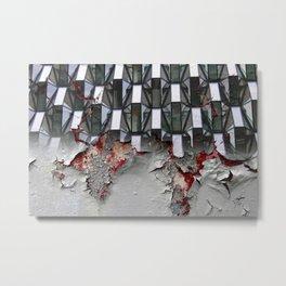 CONVIVENCIA Metal Print
